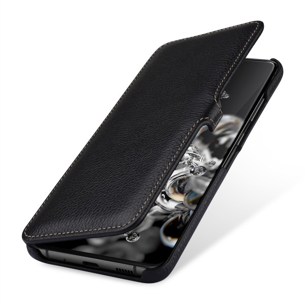 StilGut - Samsung Galaxy S20 Ultra Cover Book Type with Clip