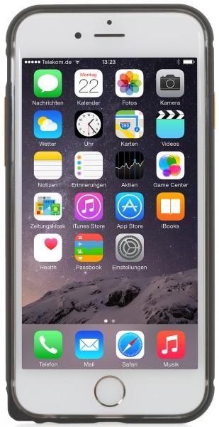 StilGut - iPhone 6 Plus cover in aluminium and silicone