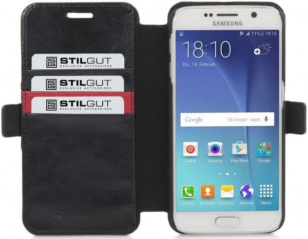 "StilGut - Galaxy S6 case ""Talis"""