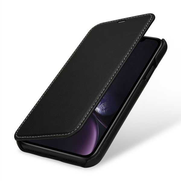 StilGut - iPhone XR Cover Book Type without Clip