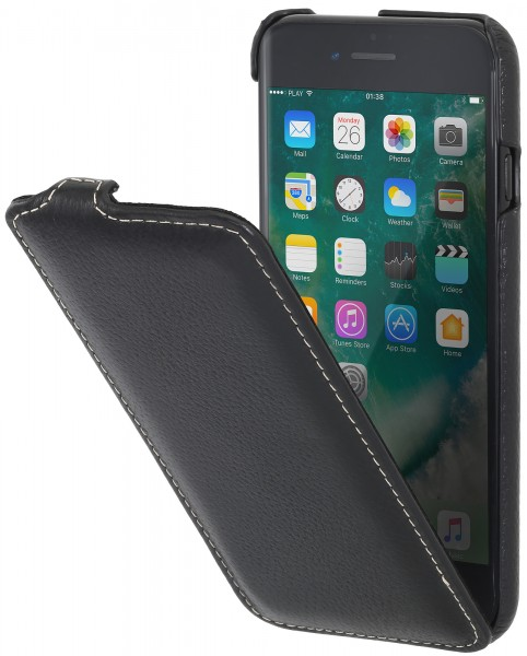 StilGut - iPhone 7 Plus Case UltraSlim in leather