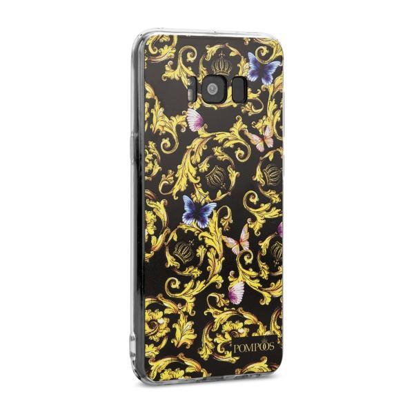 POMPÖÖS by StilGut - Samsung Galaxy S8 Plus Cover Royal - Design by HARALD GLÖÖCKLER