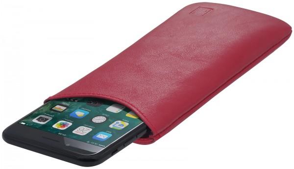 StilGut - Leather Smartphone Sleeve L