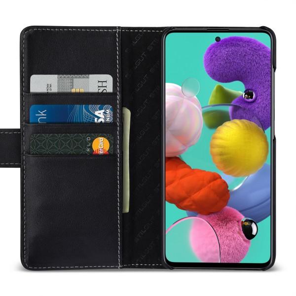 StilGut - Samsung Galaxy A51 Wallet Case Talis