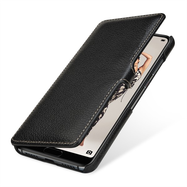 StilGut - Huawei P20 Pro Cover Book Type with Clip