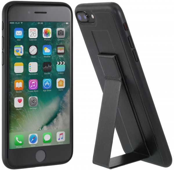 StilGut - iPhone 8 Plus Cover with Stand Function