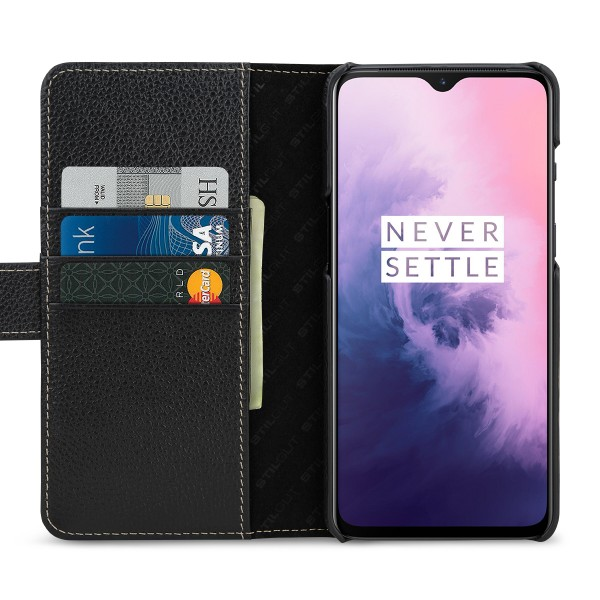 StilGut - OnePlus 7 Cover Talis with Card Holder