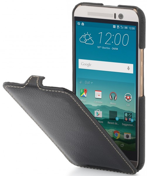 "StilGut - HTC One M9 leather case ""UltraSlim"""