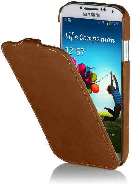 StilGut - UltraSlim case for Samsung Galaxy S4 i9500 & i9505 Old Style