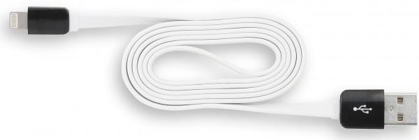 StilGut - Magic Lightning cable for Apple devices (1m), black/white