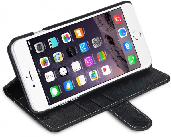 StilGut - iPhone 6 Plus case Talis with stand function V2