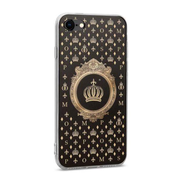 POMPÖÖS by StilGut - iPhone 8 Cover Crown - Design by HARALD GLÖÖCKLER