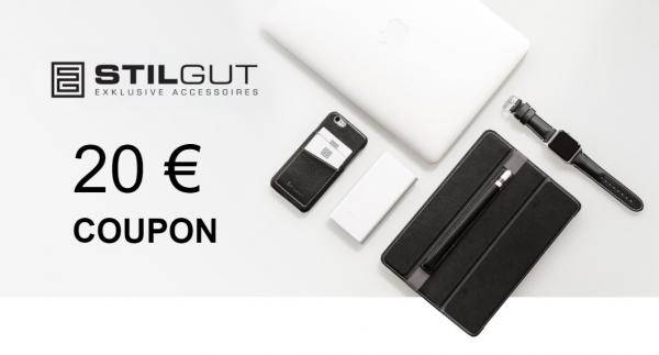 StilGut - Gift Card EUR 20