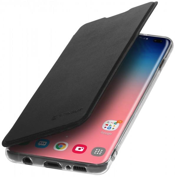 StilGut - Samsung Galaxy S10 Plus Book Type NFC/RFID Blocking Case