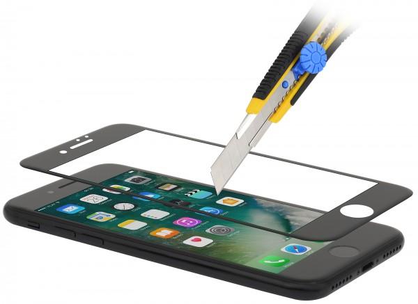 StilGut - iPhone 7 Tempered Glass 3D curved (black)