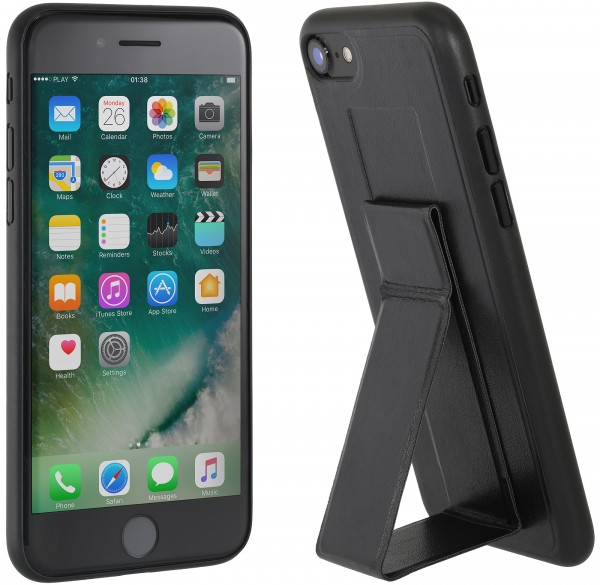 StilGut - iPhone 8 Cover with Stand Function