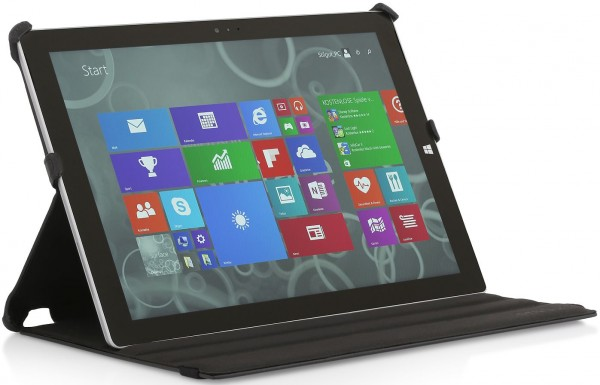 StilGut - Surface 3 case with stand function