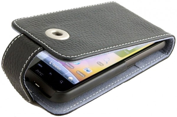 StilGut - Exclusive leather case for HTC Sensation