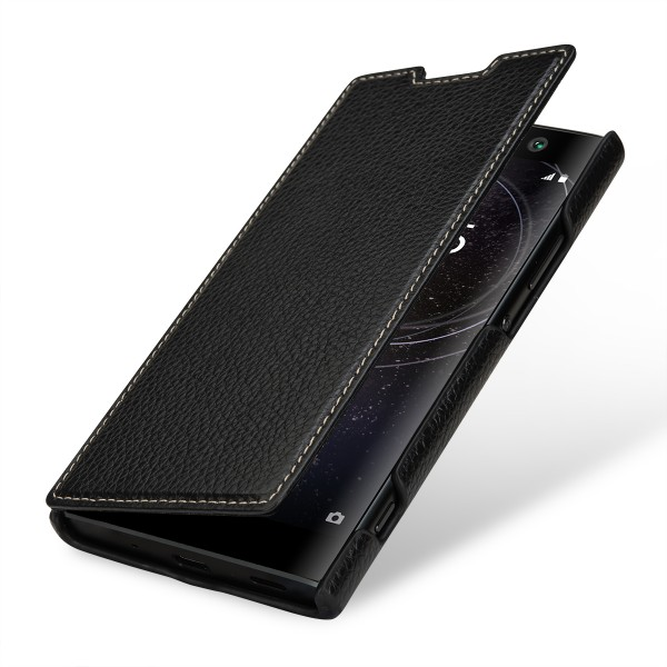 StilGut - Sony Xperia XA2 Cover Book Type without Clip