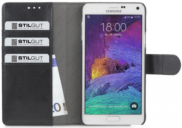 "StilGut - Galaxy Note 4 case ""Talis"""