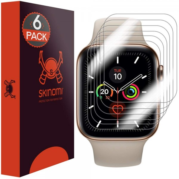 Skinomi - Apple Watch Series 5 (40 mm) Screen Protector