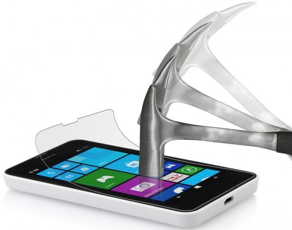 StilGut - Tempered glass screen protector for Nokia Lumia 630/635