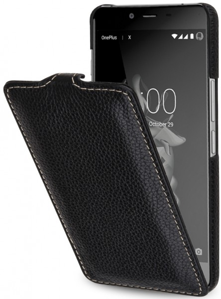 StilGut - OnePlus X case UltraSlim in leather