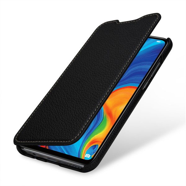 StilGut - Huawei P30 lite Cover Book Type without Clip