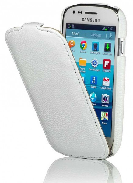 StilGut - UltraSlim Case for S3 mini i8190 Old Style