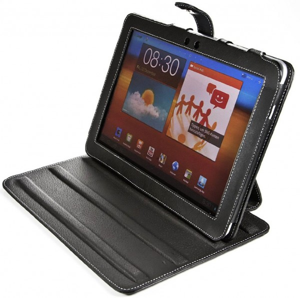 StilGut - Exclusive leather case for Galaxy Tab 10.1 & 10.1N (P7500)
