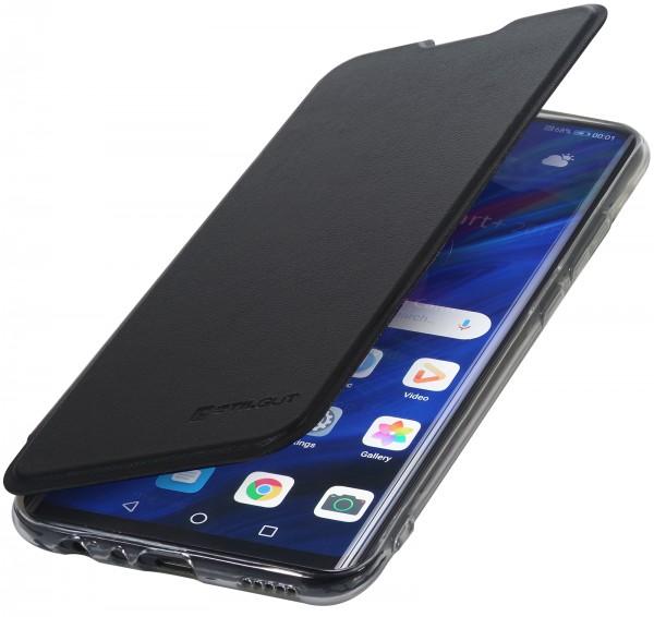 StilGut - Huawei P smart 2019 Book Type NFC/RFID Blocking Case