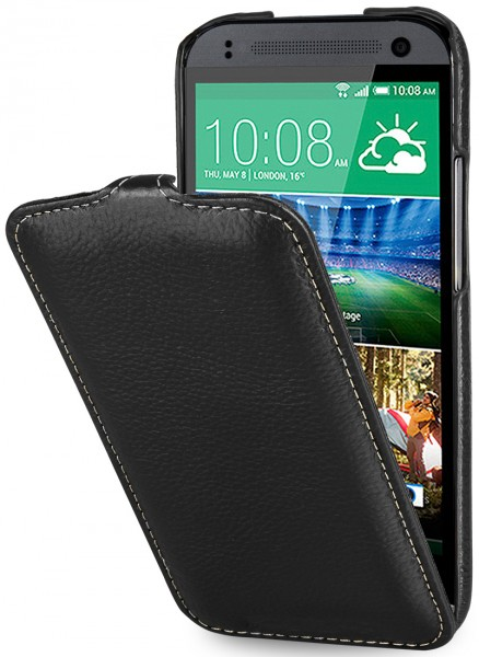 StilGut - UltraSlim leather case for HTC One mini 2