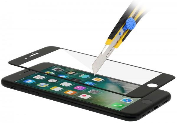 StilGut - iPhone 8 Plus Tempered Glass 3D Curved (black)
