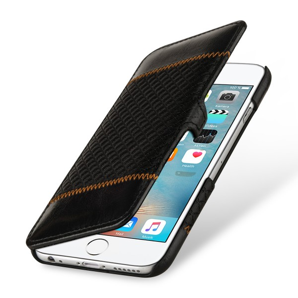 StilGut - iPhone 6 Plus cover Book Type with stand function
