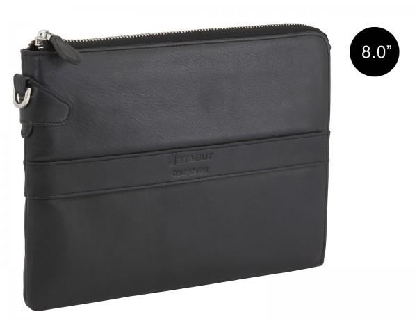 """StilGut - Business leather folder for tablets (8.0"""")"""