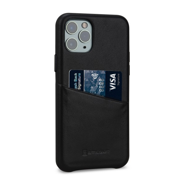 StilGut - iPhone 11 Pro Max Case Premium with Card Holder