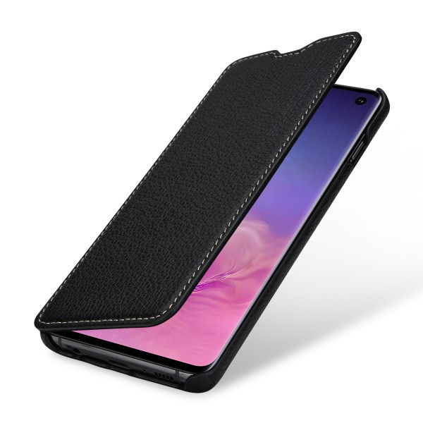 StilGut - Samsung Galaxy S10 Cover Book Type without Clip