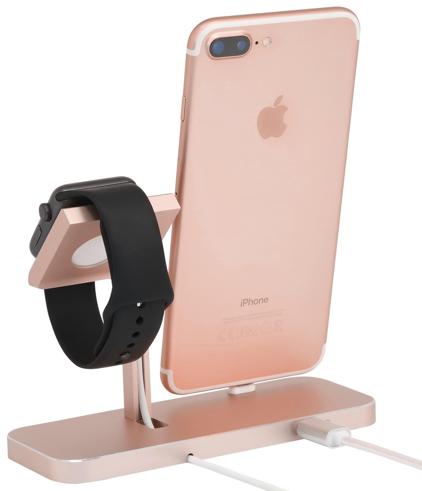 Apple Watch Iphone Docking Station Stilgut