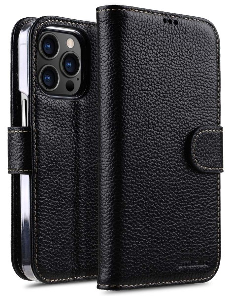 StilGut - iPhone 13 Pro Max Wallet Case Talis
