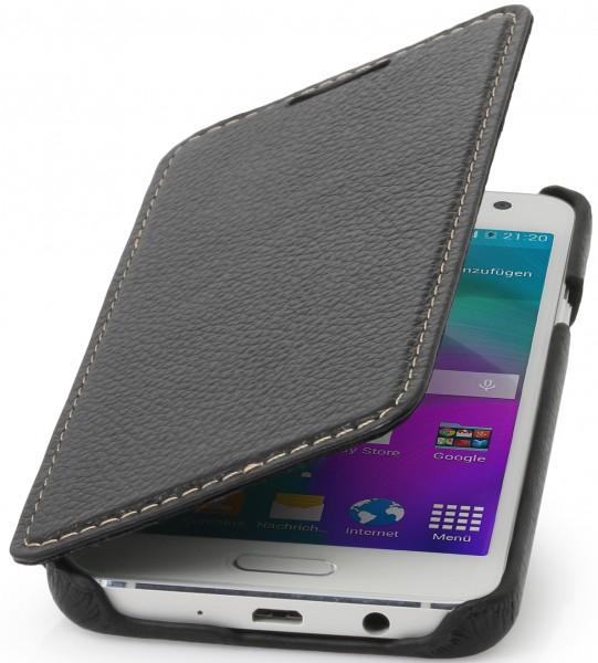 "StilGut - Galaxy A3 leather case ""Book Type"" without clip"