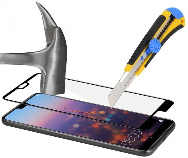 StilGut - Huawei P20 Tempered Glass 3D Full Cover