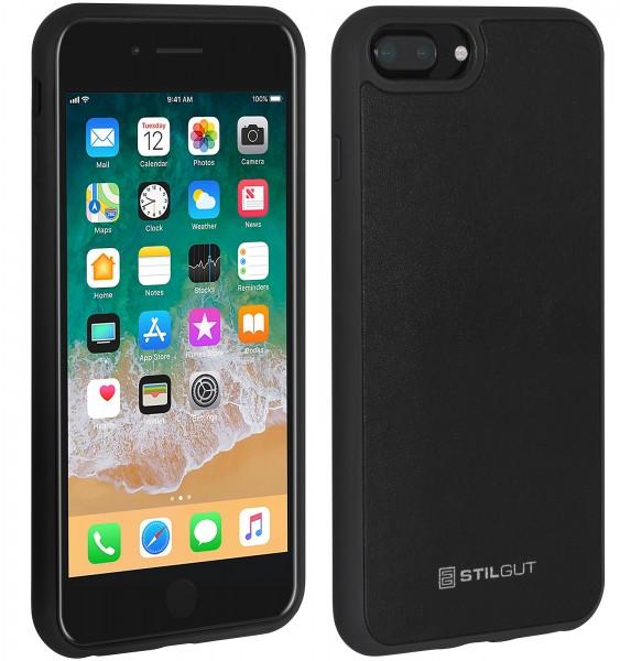 StilGut - iPhone 7 Plus Case with Leather
