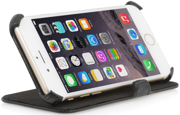 StilGut - UltraSlim case V2 with stand function for iPhone 6