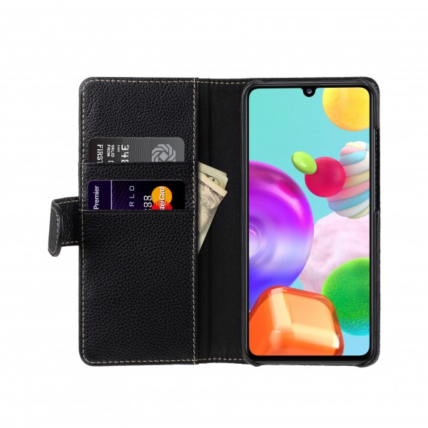 StilGut - Samsung Galaxy A41 Wallet Case Talis