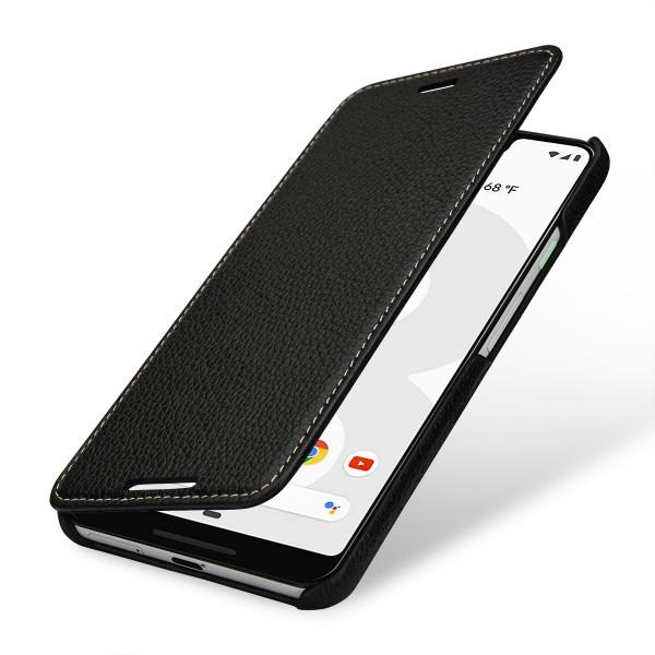 StilGut - Google Pixel 3 XL Cover Book Type without Clip