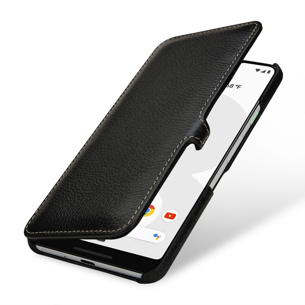 StilGut - Google Pixel 3 XL Cover Book Type with Clip