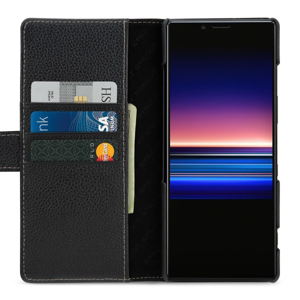 StilGut - Sony Xperia 1 Wallet Case Talis