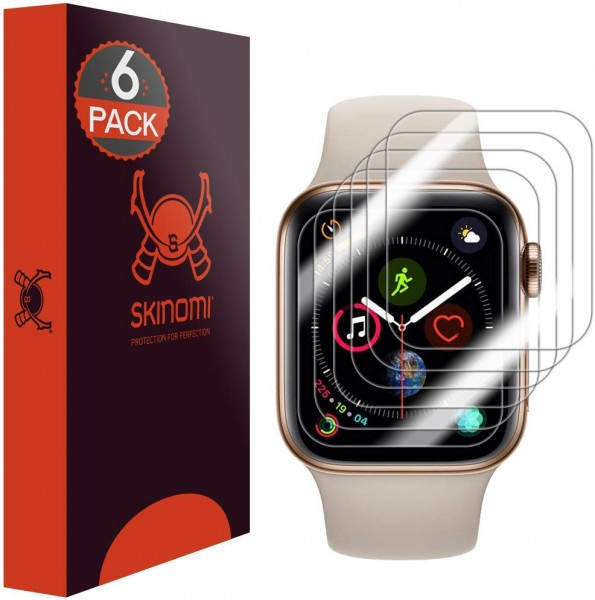 Skinomi - Apple Watch Series 5 (44 mm) Screen Protector