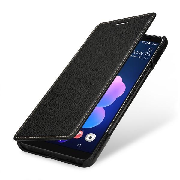 StilGut - HTC U12+ Case Book Type without Clip