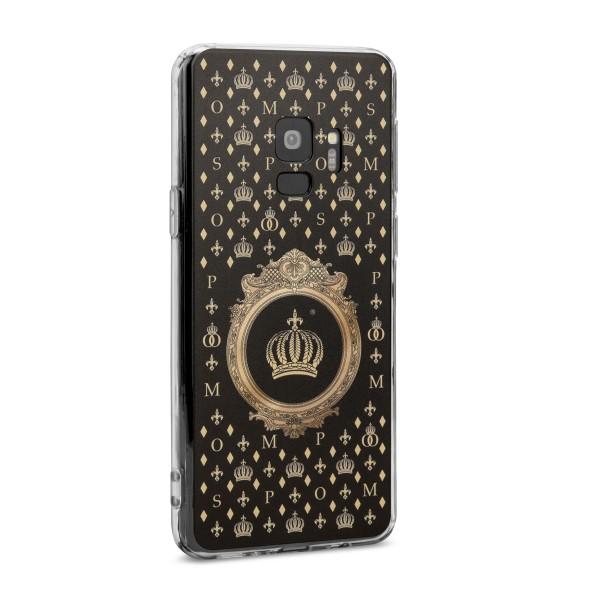 POMPÖÖS by StilGut - Samsung Galaxy S9 Cover Crown - Design by HARALD GLÖÖCKLER